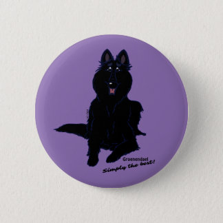 Groenendael - Simply the best! 2 Inch Round Button