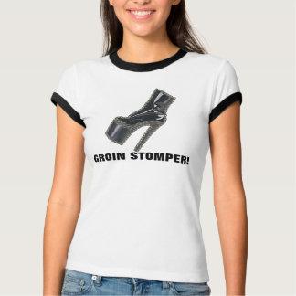 GROIN STOMPER! T-Shirt