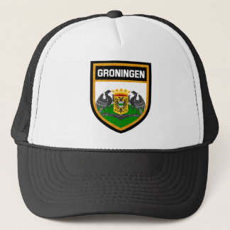 Groningen Flag Trucker Hat