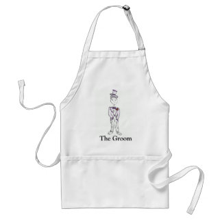 Groom/Bachelor Party Adult Apron