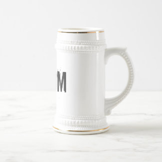Groom Beer Stein