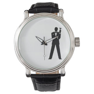 Groom, Groomsman, or Best Man's Watch