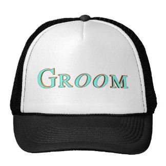 Groom Hat / Cap
