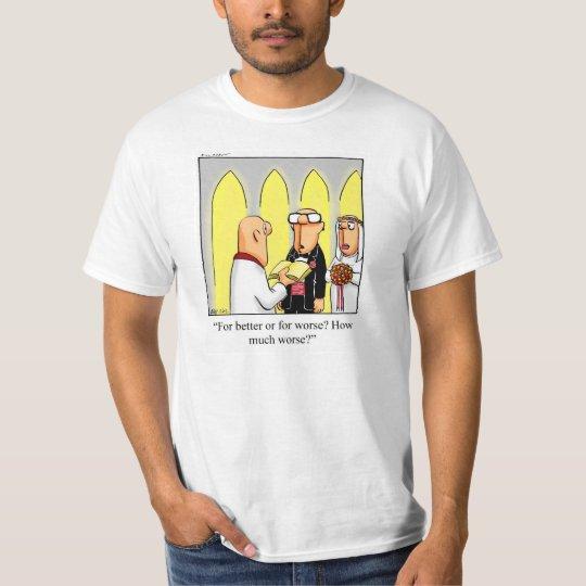 Groom Humour Tee Shirt