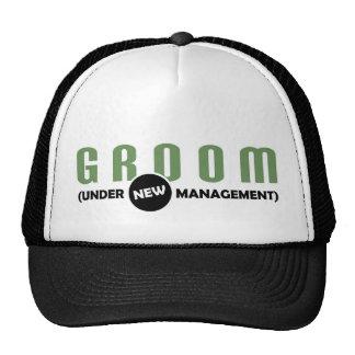 Groom Management Hat