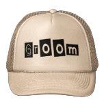 Groom Mesh Hat