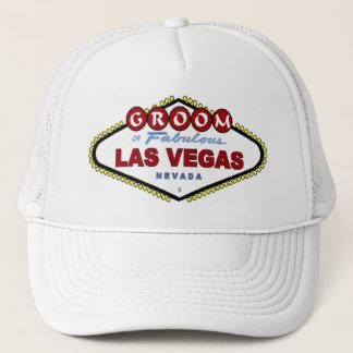 GROOM Of Las Vegas Cap