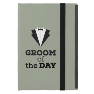 Groom of the Day Ziwph Cover For iPad Mini
