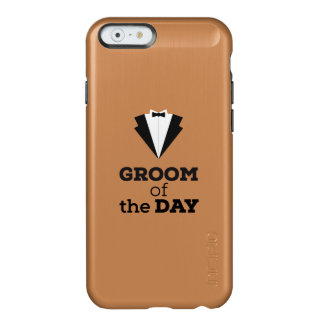Groom of the Day Ziwph Incipio Feather® Shine iPhone 6 Case