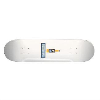Groom Party Beer Bottle Z77yx Skate Board Deck