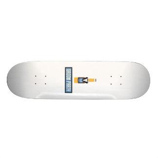 Groom Party Beer Bottle Z77yx Skate Boards