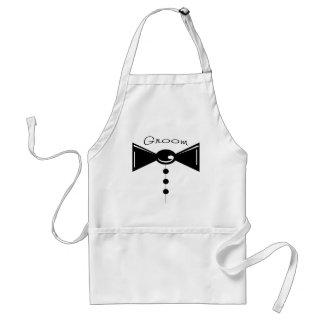 Groom Tux T-Shirts & Gifts Standard Apron