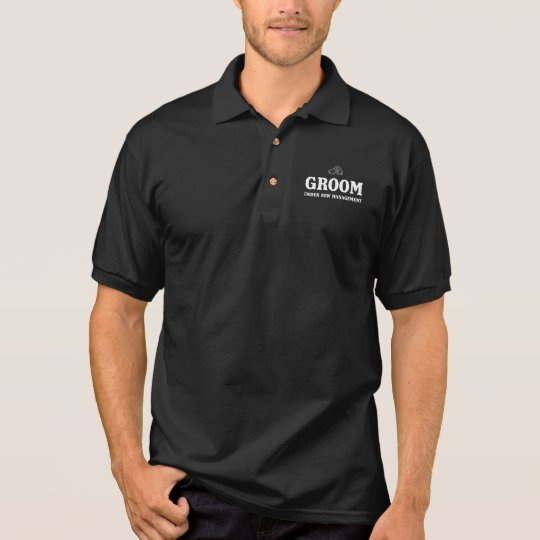 Groom Under New Management Polo Shirt