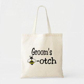 Groom's Bee-otch