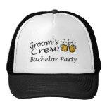 Grooms Crew (Beer Jugs)