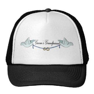 Grooms Grandparent Hat / Cap