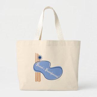 Grooms Grandparent Tote Bag