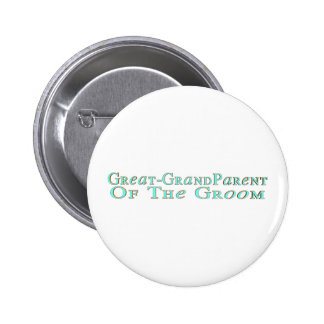 Grooms Great Grandparent Button