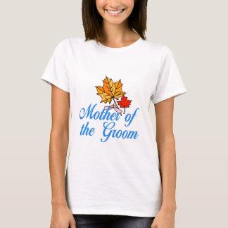Groom's mom - fall T-Shirt