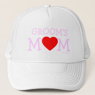 Groom's Mom Wedding Rehearsal Hat