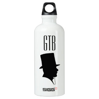 Groom's Souvenir Water Bottle