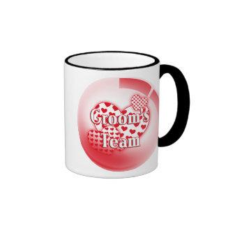Grooms Team Mug