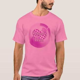 Grooms Team T-shirt