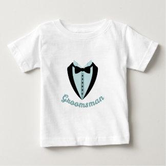 Groomsman Baby T-Shirt