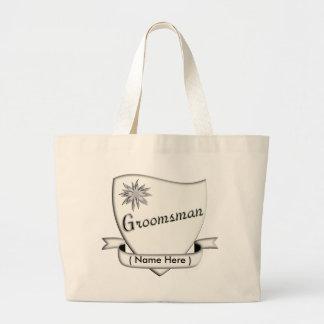 Groomsman Canvas Bag
