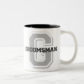 Groomsman Groom's Team Coffee Mug