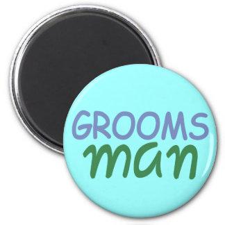 Groomsman Fridge Magnets