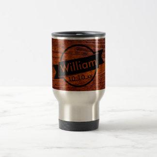 Groomsman Personalized Thank You Gift Travel Mug