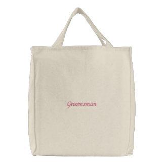 Groomsman Wedding Bag