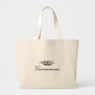 Groomsmen Tote Bag