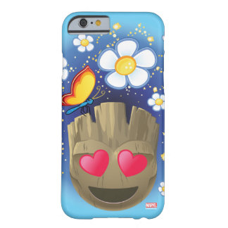 Groot In Love Emoji Barely There iPhone 6 Case