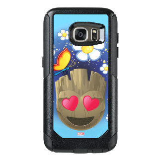 Groot In Love Emoji OtterBox Samsung Galaxy S7 Case