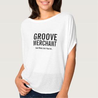 """Groove Merchant Band """"ish"""" Dolman Sleeve Tee"""