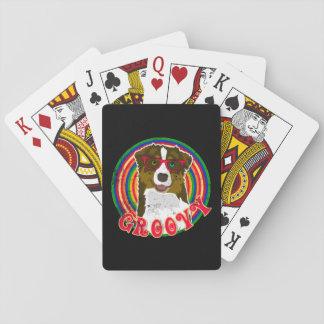 Groovy Aussie 2 Poker Deck