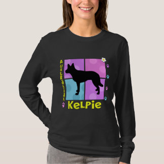 Groovy Australian Kelpie T-Shirt