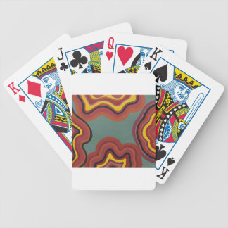 Groovy Bicycle Playing Cards
