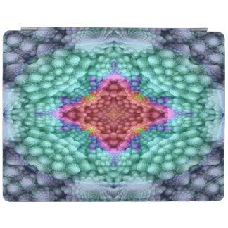 Groovy Blue   Kaleidoscope     iPad Smart Covers iPad Cover