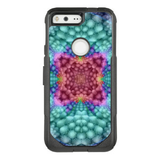 Groovy Blue  Kaleidoscope    Otterbox Cases