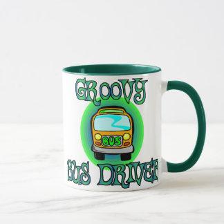 Groovy Bus Driver Mug