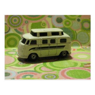 Groovy Bus Postcard