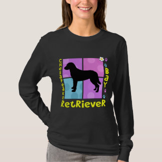 Groovy Chesapeake Bay Retriever T-Shirt