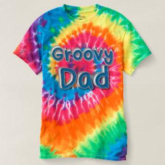 Groovy Dad Tye Dye Shirt