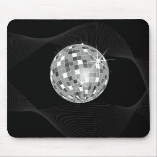 Groovy Disco Ball Mouse Pad
