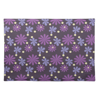 Groovy Floral dark Placemat