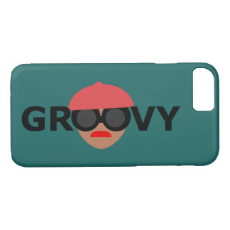 Groovy Girl Case-Mate iPhone Case