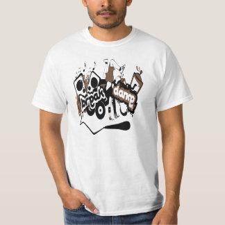Groovy Graffiti Break Dance Shirt